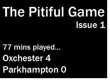 The Pitiful Game - Issue 1