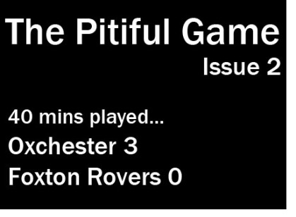 The Pitiful Game - Issue 2