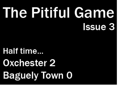 The Pitiful Game - Issue 3