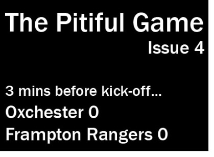 The Pitiful Game - Issue 4
